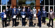 Gaziantep OSB'ye Güvenli Hizmet Belgesi