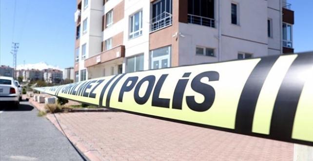 Gaziantep'te bir apartman karantinaya alındı