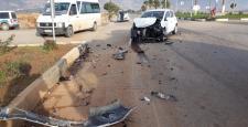 Gaziantep'te Trafik Kazası: 16 Yaralı