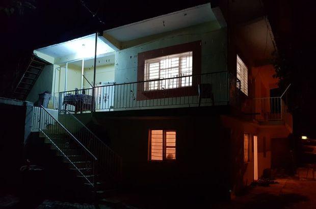 GAZİANTEP'TE Anne ve babasını öldürüp cesetlerle bir gün geçirdi