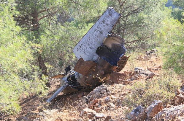 Gaziantep'te bulunan gizemli enkaz Rus füzesi çıktı