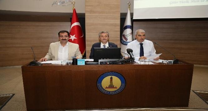 Milletvekili Yüksel'in ismi Gaziantep'te yaşayacak