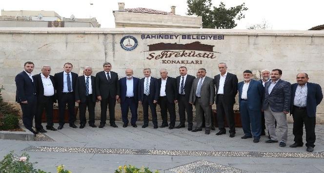 Şahinbey belediyesi Gaziantep tarihini yansıttı