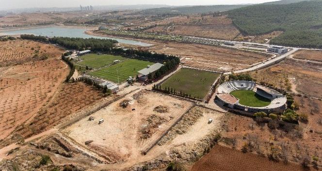 Gazişehir Gaziantep'ten tesisleşme adına önemli adımlar