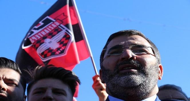 Gaziantepspor'un kapanma kararı tüzüğe takıldı