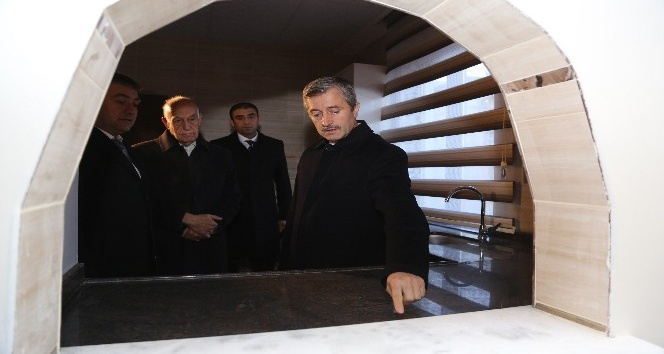 Şahinbey'de İstiklal Mahallesi'ne bir tesis daha