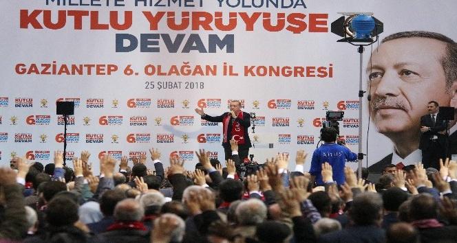 Cumhurbaşkanı Erdoğan, 6 bin DEAŞ'lının sınır dışı edildiğini açıkladı