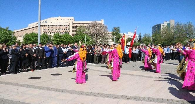 Gaziantep'te Turizm Haftası coşkusu
