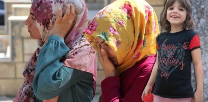 Gaziantep'te Küçük Kızın Feci Ölümü!.