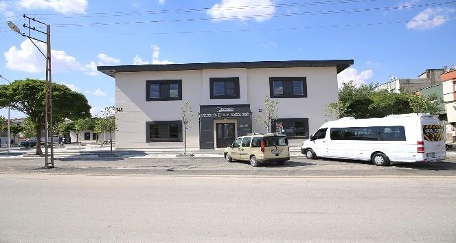29 Ekim Mahallesi'nin sosyal tesisi tamamlandı