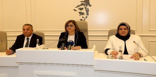 Başkan Şahin'den Gastroantep festivali'ne davet