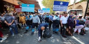 Şahinbey Belediyesi'nin çevre duyarlılığı