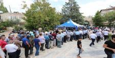 Şahinbey Belediyesi hergün 15 bin kişiye aşure ikram ediyor