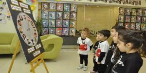 """Gaziantep'te """"Atam'a Özlem"""" konulu resim yarışması düzenlendi"""