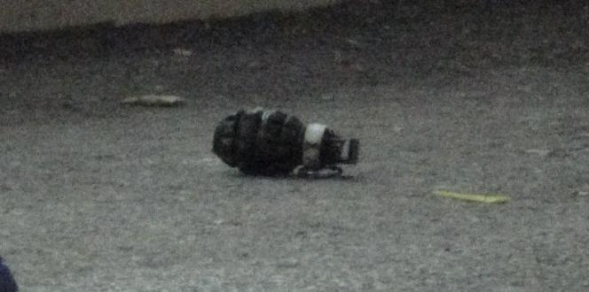 Gaziantep'te patlamamış el bombası bulundu