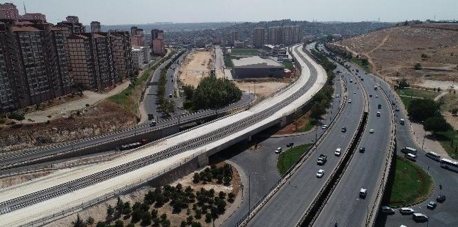 Gaziray-Metro Projesi çalışmaların yüzde 77'si tamamlandı
