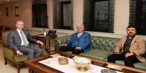 Kadooğlu Holding'den Vali Gül'e ziyaret