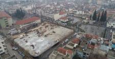 Gaziantep'e 6 bin metrekarelik meydan