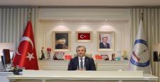 Tahmazoğlu, Çalışan Gazeteciler Gününü kutladı