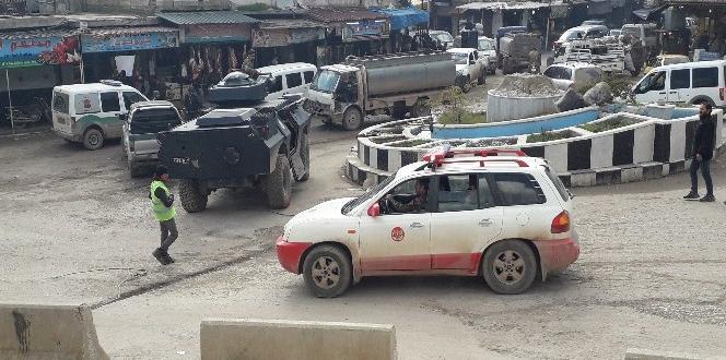 Zeytin Dalı Harekatı'nın 1.Yıl Dönümünde Afrin'de Bombalı Saldırı