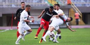 Altay – Gazişehir Gaziantep Maç Sonucu: 1-1