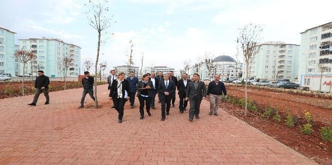Şahinbey'den Mavikent Mahallesi'ne yeni park