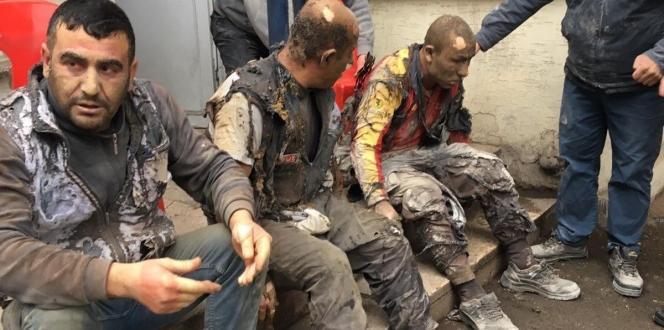 Yem fabrikasında patlama 3 işçi yaralı