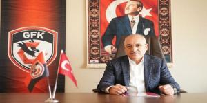 Gaziantep Başkanı Büyükekşi Ligin Devam Etmesinden Yana
