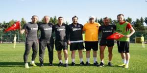 Gaziantep FK, Sumudica yönetiminde çalıştı