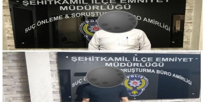 Cezaevi firarisi iki şahıs yakalandı