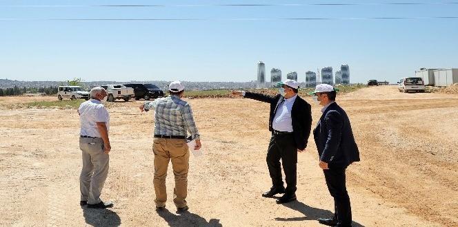 Fadıloğlu 15 Temmuz'daki yol açma çalışmalarını inceledi