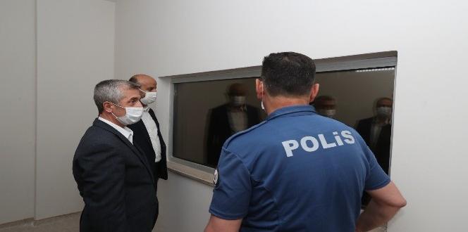 Şahinbey Belediyesi'nden ilçeye üçüncü polis merkezi