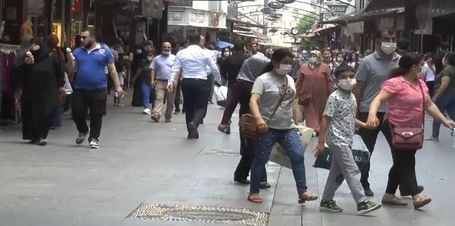 Gaziantep'te, 4 bin 683 kişi ceza yazıldı