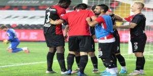 Gaziantep FK, korona virüs sonrasına mağlup