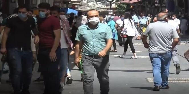Gaziantep'te 2 bin 765 kişiye 'maske' ve 'mesafe' tutanağı