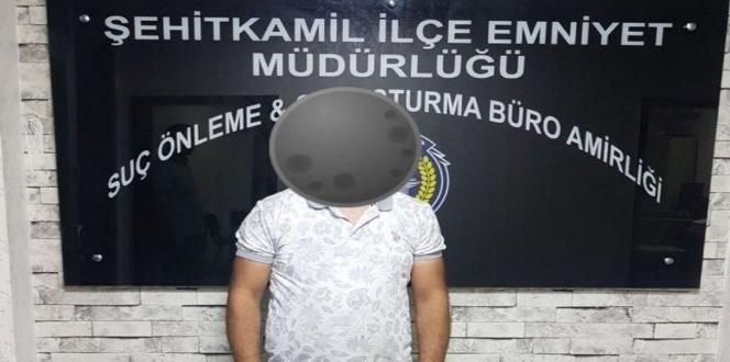 12 yıl kesinleşmiş hapis cezası bulunan şahıs yakalandı