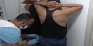 Gaziantep polisinden bağ evine film gibi sahte içki operasyonu