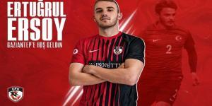 Ertuğrul Ersoy Gaziantep FK'da