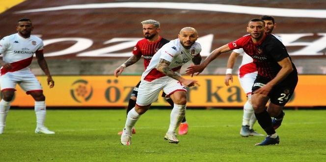 Gaziantep FK: 0 – Antalyaspor: 0