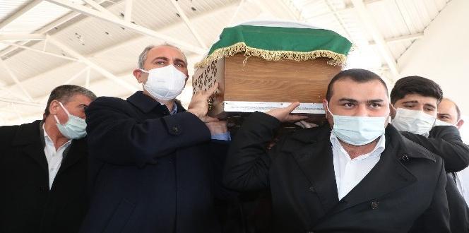 Adalet Bakanı Gül'ün Annesi Son Yolculuğuna Uğurlandı
