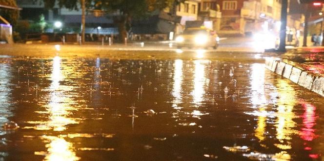 Araban Ovası'nda Yağmur Sevinci