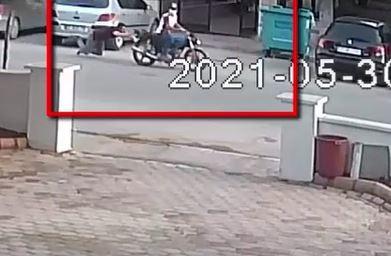 Motosikletli seri kapkaçcı yakayı ele verdi