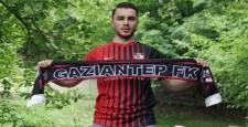 Gaziantep FK, İbrahim Pehlivanı Transfer Etti