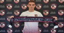 Berke Gürbüz Gaziantep FK'da