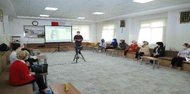 Şehitkamil'den kadınlara madde kullanımı ile mücadele semineri