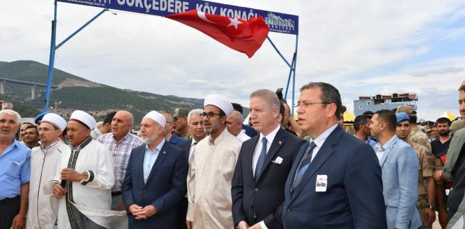 Şehit Jandarma Uzman Çavuş Ferdi Polat Toprağa Verildi