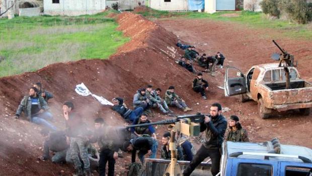 ÖSO güçleri, Maranez köyüne operasyon başlattı