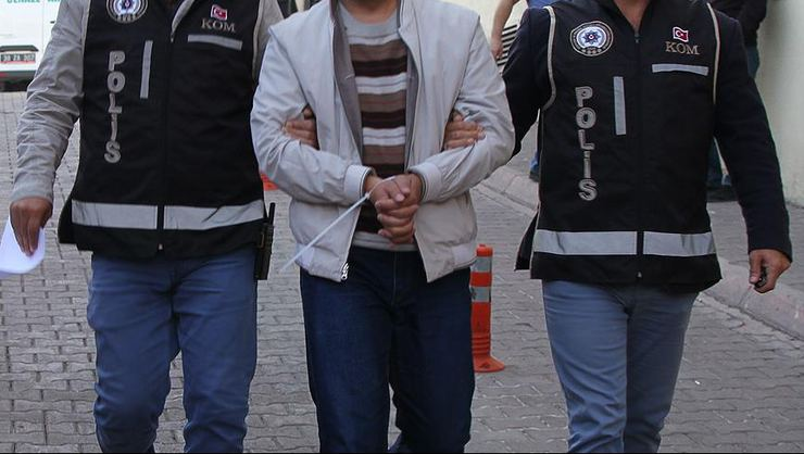 Nurdağı'nda 'terör propagandası' yapan şüpheli tutuklandı