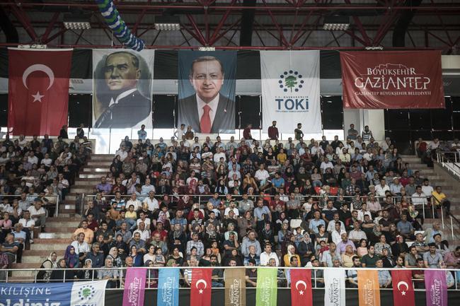 TOKİ Başkanı Turan Gaziantep'te müjdeyi verdi