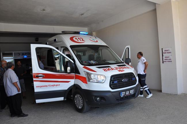 Motosikletin çarptığı çocuk yaralandı